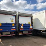 Mercedes Atego 1622 Rigid Refrigerated Unit