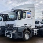 """MERCEDES ACTROS 2642 """"MP4-AS"""" 6X2 (2013) UNITS – DUE TO ARRIVE IN MOMBASA, KENYA ON THE 20TH DECEMBER 2020"""